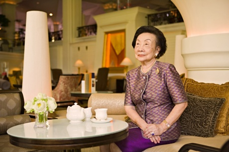 Thailand's First Lady of Hospitality